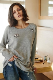 Fifteen Twenty 1520 Star Sweatshirt - Product Mini Image