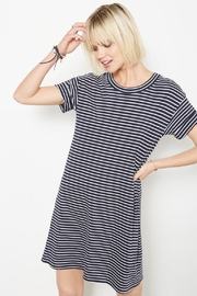 Fifteen Twenty 1520 Stripe Dress - Product Mini Image