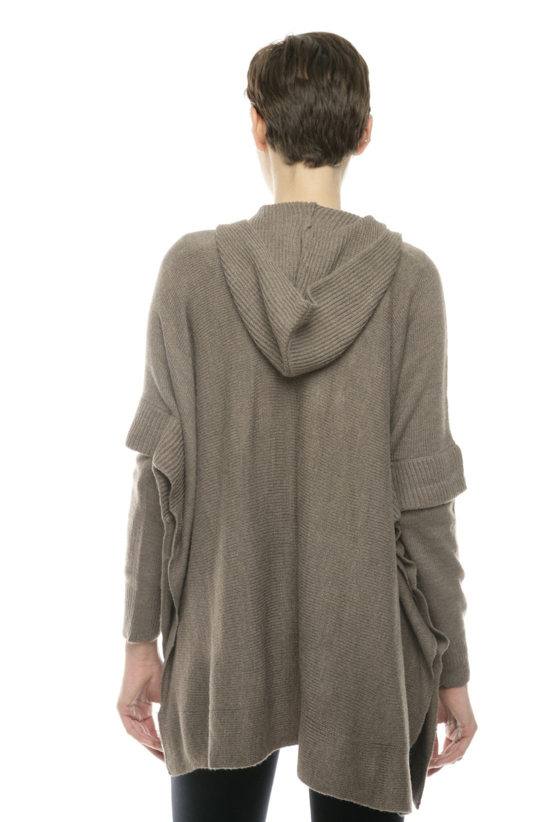 La Classe Couture Hooded Tunic Sweater from North Shore by ...