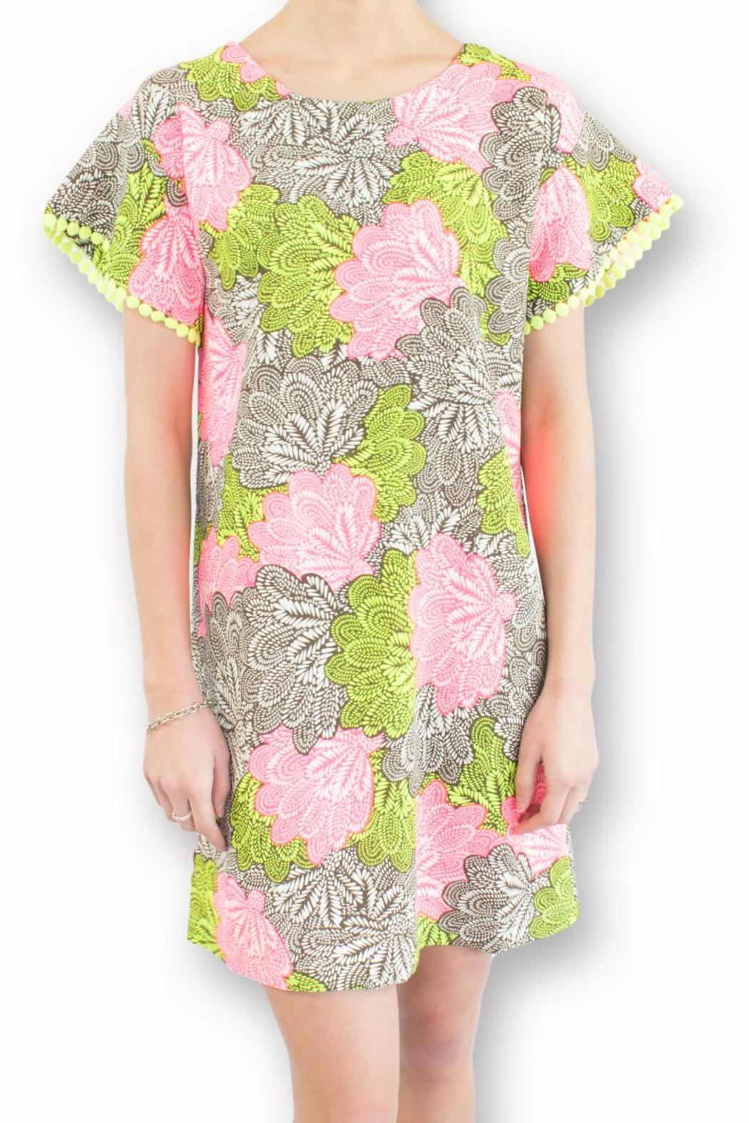 Uncle Frank Flower Power Dress - Main Image