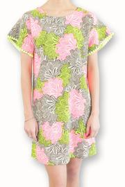 Uncle Frank Flower Power Dress - Front cropped