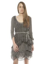 Shoptiques Product: Double Lace Medium Sleeve Dress