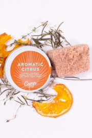 Camp Craft Cocktail 16 oz Aromatic Citrus - Front full body