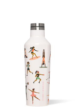 Corkcicle 16 OZ CANTEEN-RIFLE PAPER SPORTS GIRLS - Alternate List Image