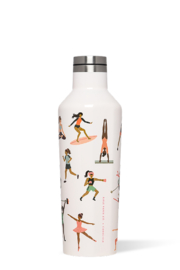 Corkcicle 16 OZ CANTEEN-RIFLE PAPER SPORTS GIRLS - Product Mini Image