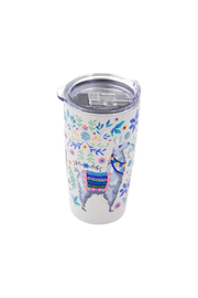 Karma 16 oz Travel Mug - Front cropped