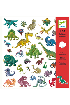 Djeco 160 Stickers - Product List Image