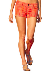Shoptiques Product: Tribal-Print Cutoffs