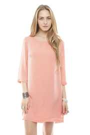 Shoptiques Product: Persimmon Shift Dress