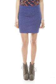 Shoptiques Product: Pullover Mini Skirt