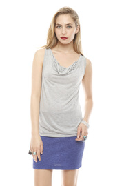 Woodleigh Crochet Back Tank - Front cropped