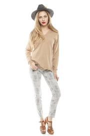 BlankNYC Ankle Moroccan Jeans - Side cropped