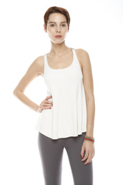 Shoptiques Product: Beaded Jersey Tank