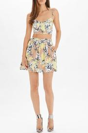 Torn by Ronny Kobo Payton Skirt Floral - Product Mini Image