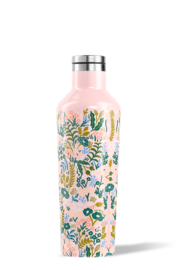The Birds Nest 16OZ CANTEEN-GLOSS PINK TAPESTRY - Product Mini Image