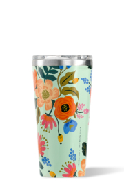 The Birds Nest 16OZ TUMBLER-GLOSS MINT LIVELY FLORAL - Product Mini Image