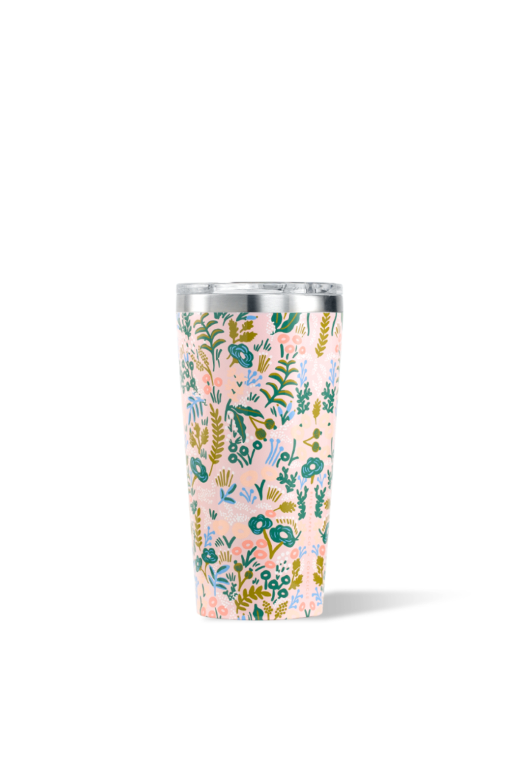 Corkcicle 16OZ TUMBLER-GLOSS PINK TAPESTRY - Main Image