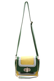 Shoptiques Product: Three-Tone Bag