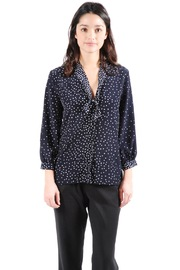 Shoptiques Product: V-neck Starry Blouse