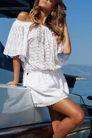 Melissa Odabash Michea White Dress - Product Mini Image
