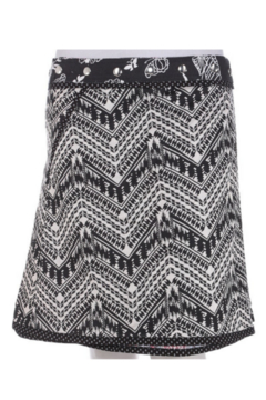 "Shoptiques Product: 18"" Long Reversible Skirt with pocket (sizes 0 to 12)"