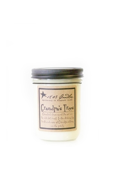 Shoptiques Product: Grandpa's Trees Candle