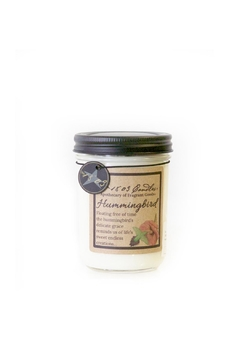 Shoptiques Product: Hummingbird Soy Candle