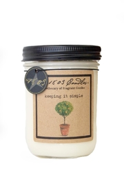 1803 Candles Keeping It Simple - Front cropped