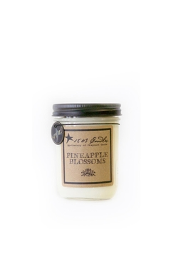 Shoptiques Product: Pineapple Blossoms Candle