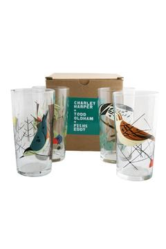 Hello World Birds Glass Set - Product List Image