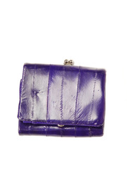 G-Claire Eel Leather Wallet and Purse - Product Mini Image