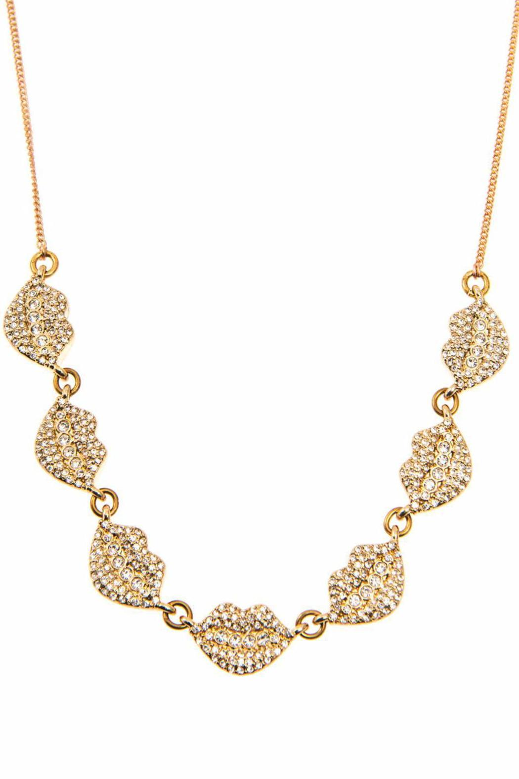 Lulu Frost Lulufrost Lebaiser Necklace - Front Full Image