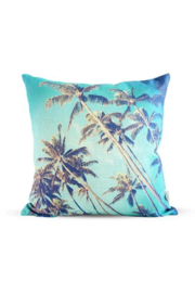 Soha Living Coconut Trees Pillow - Product Mini Image