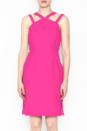 19 Cooper Open Back Dress - Front full body