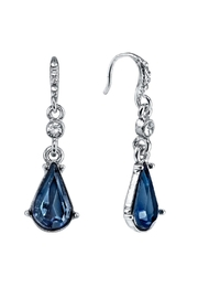 1928 Jewelry Pear Shape  Earrings - Product Mini Image