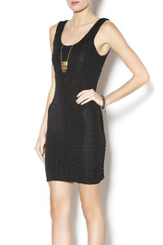 Ya Los Angeles Bodycon Dress - Front cropped