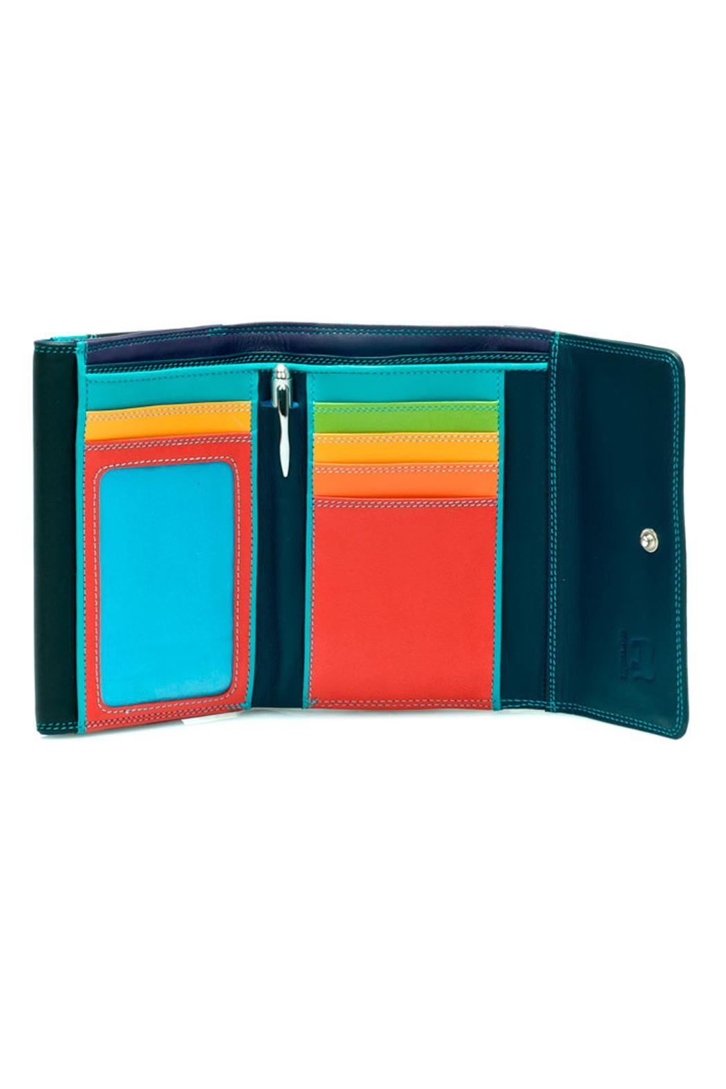 mywalit Double Flap Wallet - Front Full Image