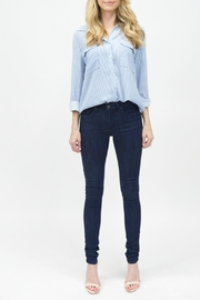 1 Denim Dark Wash Skinny - Product Mini Image