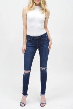 1 Denim Split Knee Denim - Product List Image
