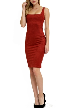1 Funky Faux Leather Dress - Alternate List Image