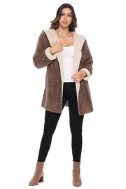 1 Funky Furcoat With Sidepocket - Product Mini Image