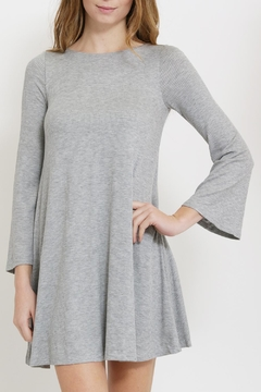 1 Funky Gray Swing Dress - Alternate List Image
