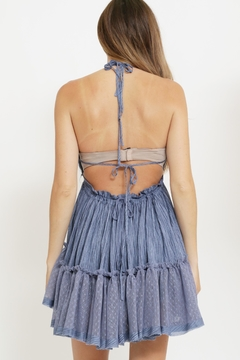 1 Funky Halter Boho Dress - Alternate List Image