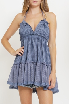 1 Funky Halter Boho Dress - Product List Image