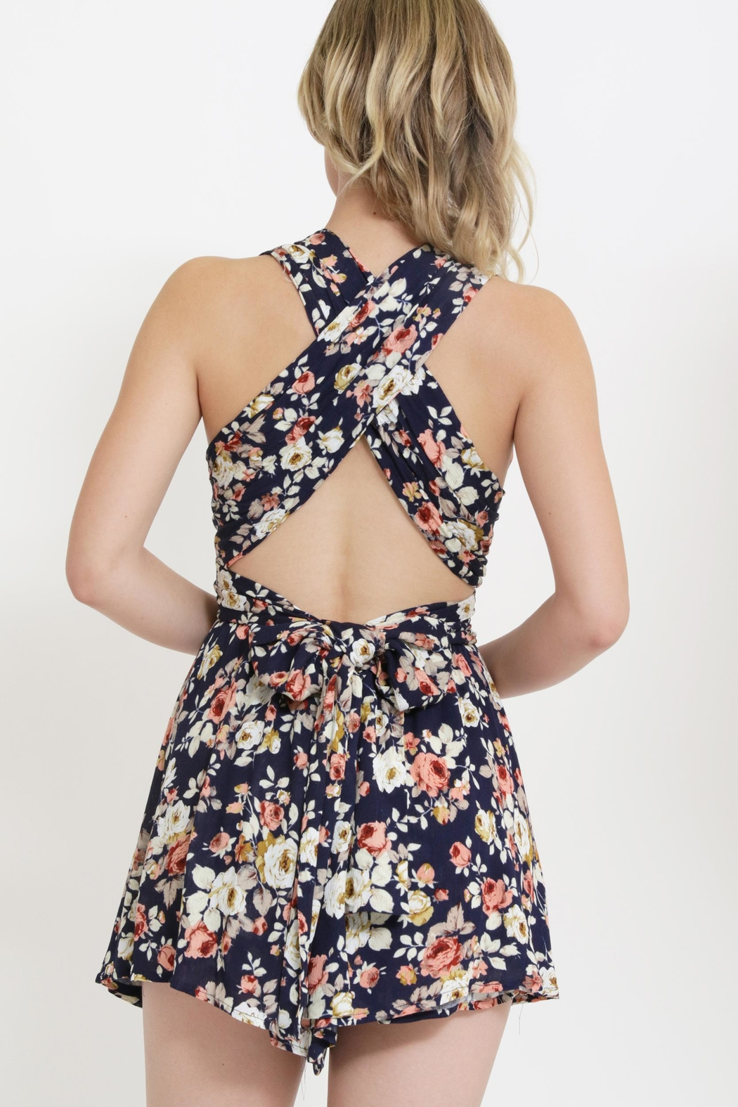 1 Funky Multiway Romper - Back Cropped Image