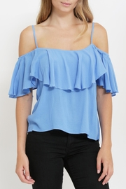 1 Funky Off Shoulder Kreza Top - Product Mini Image