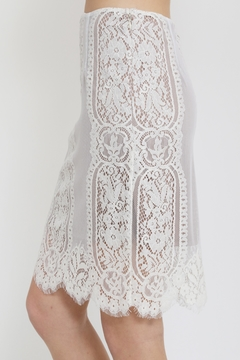 1 Funky Lace Pencil Skirt - Alternate List Image