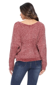1 Funky Women V Neck Sweater - Alternate List Image