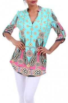 1 Style Multi Color Tunic - Product List Image