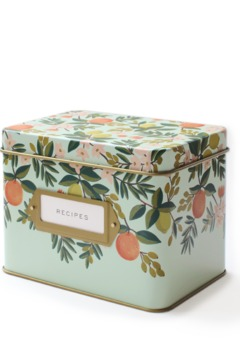 Shoptiques Product: Recipe Tin